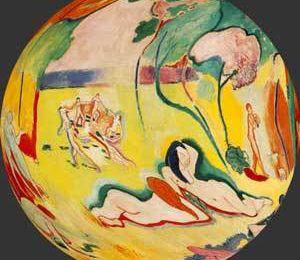 « La joie de vivre » de Matisse