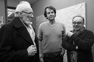 Dirk Jan Rol, Olivier Peyronnet, Patrick Favardin