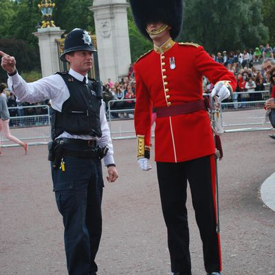 Queen's guards : la mésaventure de Bob