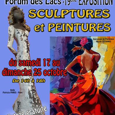 EXPOSITIONS  Octobre 2020