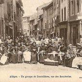 Le Couvige en Auvergne - L'Auvergne Vue par Papou Poustache