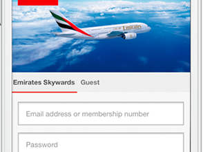SITAONAIR gives Emirates customers personalized IFC experience