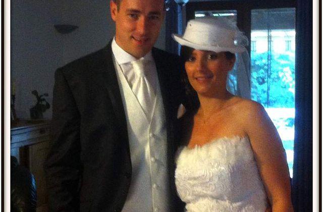 Félicitations aux beaux mariés !