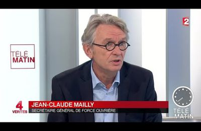 Jean-Claude Mailly - 2015/08/18