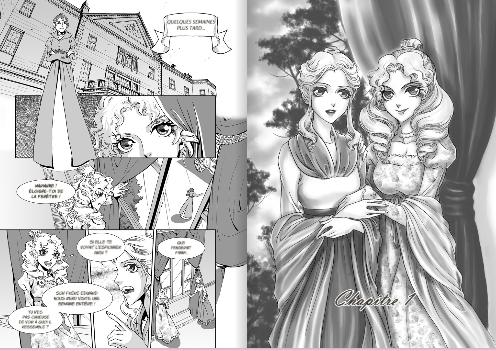 Raison et sentiments. D'après l'œuvre de Jane Austen – 2017 (Manga)