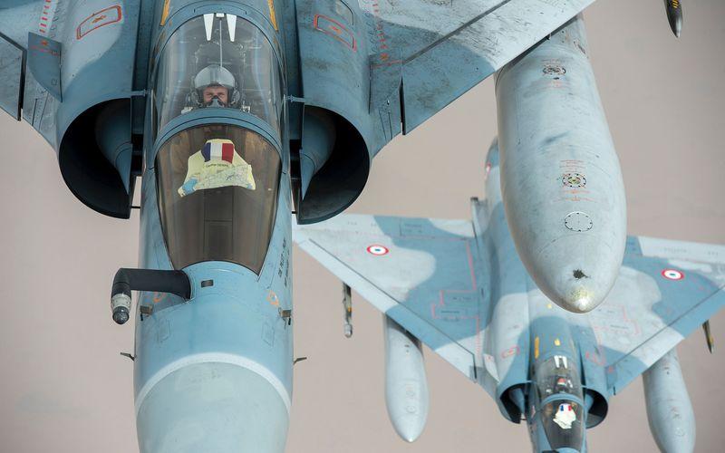 Sahel : la force Barkhane se dote de quatre Mirage 2000D/2000C