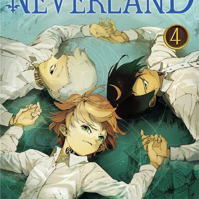 The promised neverland, 4