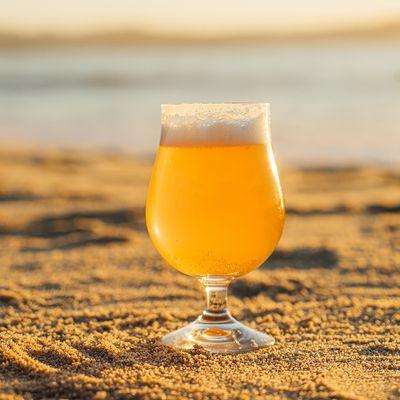 Les bières pétillent