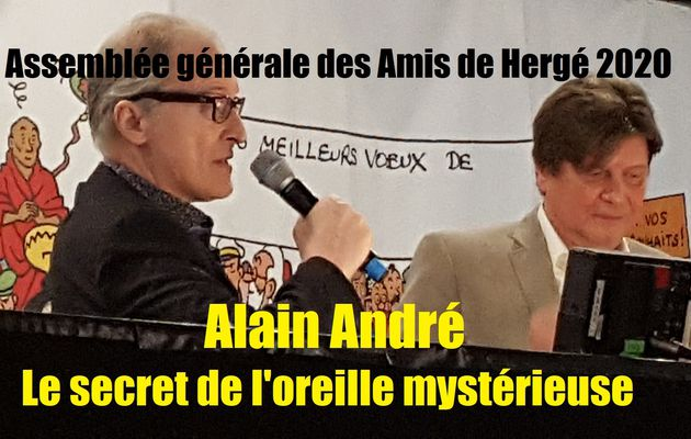 ADH 2020 - Alain André