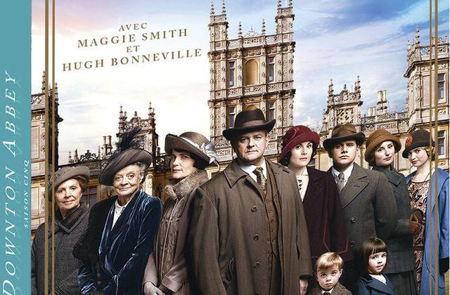 Downton Abbey en DVD et Blu-Ray le 3 mars 2015