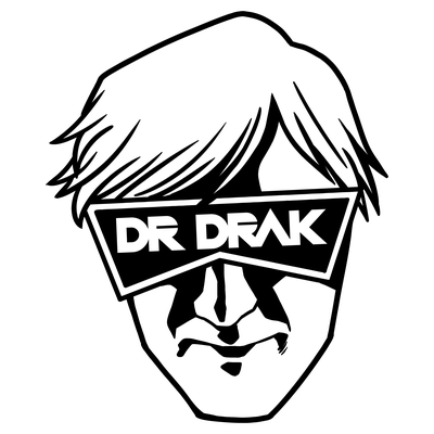 Doctor Drak - Logo Brand New One