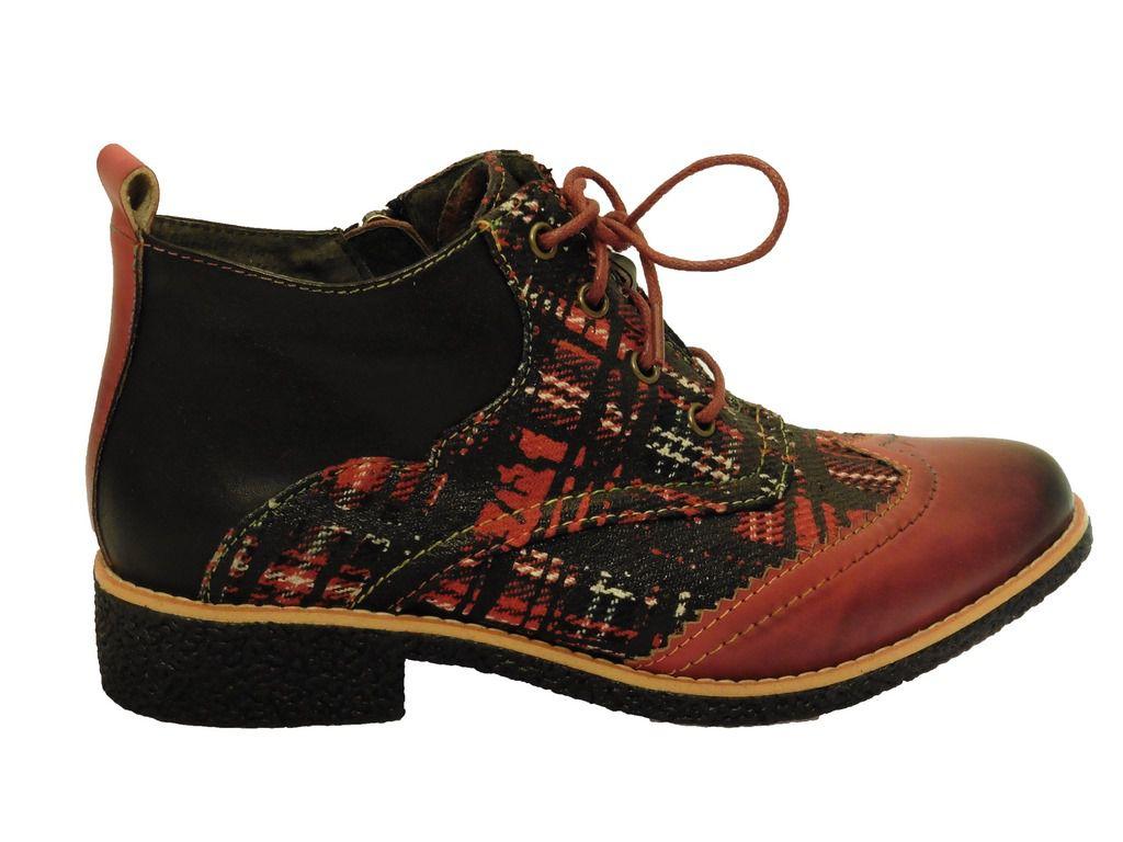 Chaussures LAURA VITA à Paris.