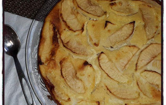 Gâteau allégé aux pommes