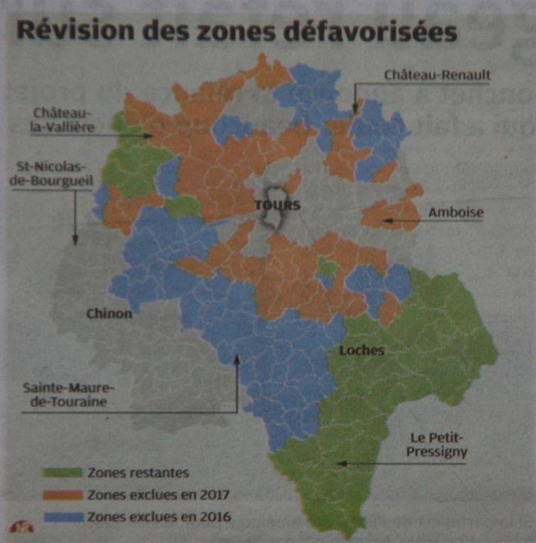 ETAT DE L'AGRICULTURE TOURANGELLE EN 2018