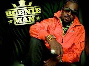 beenie man, un artiste dancehall de nationalité jamaïcaine et de renommée internationale