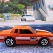 86 MONTE CARLO SS HOT WHEELS 1/64 - CHEVROLET MONTE CARLO SS 1986 - car-collector.net