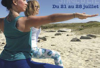 Été 2018 Stage de yoga en Bretagne