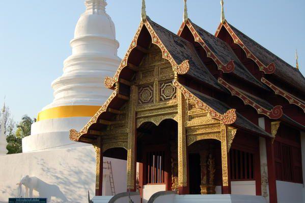 La Thaïlande, un incontournable lorsqu'on voyage en Asie et Bangkok reste ma méga-ville préférée...