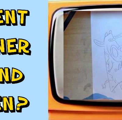 Comment dessiner Cow and chicken?