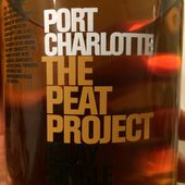 Port Charlotte 'The Peat Project' - Passion du Whisky