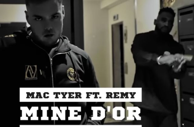 FRANCE : MAC TYER ET RÉMY EN COLLABORATION
