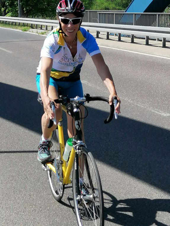 13. April bis 7. Juni 2020 Radfahren, Laufen, Schwimmen(ausgesetzt), Krafttraining-kein Wettkampf!