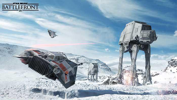 L'avenir de Star Wars Battlefront en détails ! #DICE
