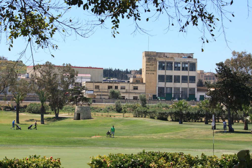 The Royal Malta Golf Club Aldo Moro Street, Il-Marsa, Malte Photos: Emmanuel et Mariela 2012 M. et Em. presse