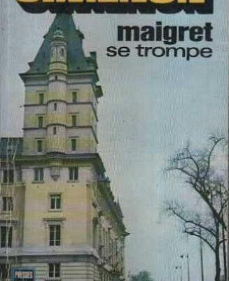Maigret se trompe -Georges SIMENON