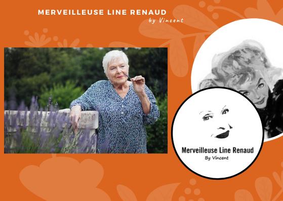 PRESSE WEB: Le Parisien.fr : Dans le jardin secret de Line Renaud