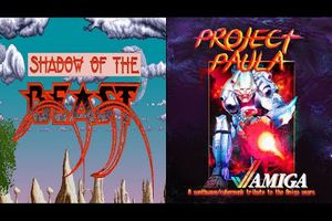 Musique de jeux vidéo: Amiga - Shadow of the beast Music Theme VS Tribute by MASTER BOOT RECORD (Project Paula)