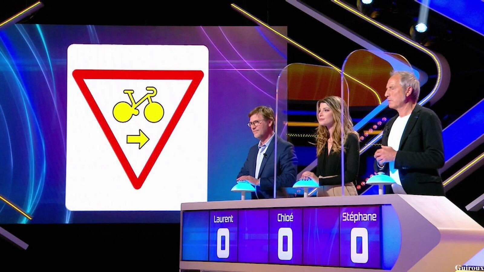 Chloé Nabédian Campagne Sécurité Routière 2021