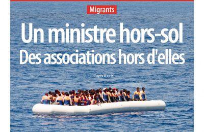 A la une de Liberté Hebdo n°1502