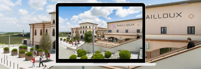 Nailloux Outlet Village reste ouvert