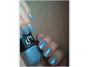 "Vernis Flocons collection "" Partons en Laponie "" de LM cosmetic...."