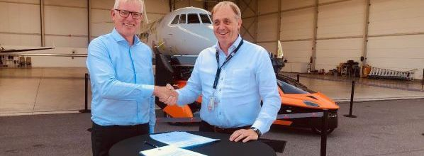 PAL-V partners with ASL Group for the Future of Air Mobility