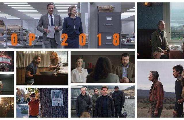 LE TOP 10 DES FILMS - édition 2018