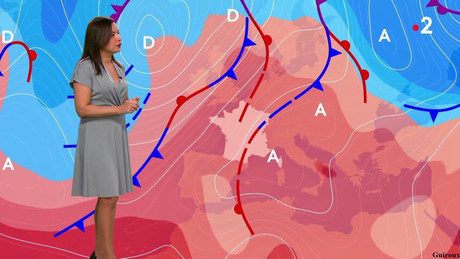 Anaïs Baydemir 23/02/2021 Journaux météo du midi