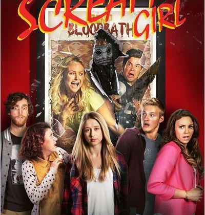 Critique Ciné : Scream Girl (2015)