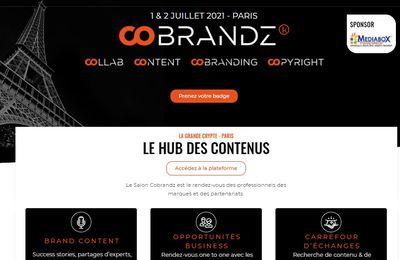 Marketing Event : Cobrandz, le rendez-vous dédié aux partenariats entre les marques
