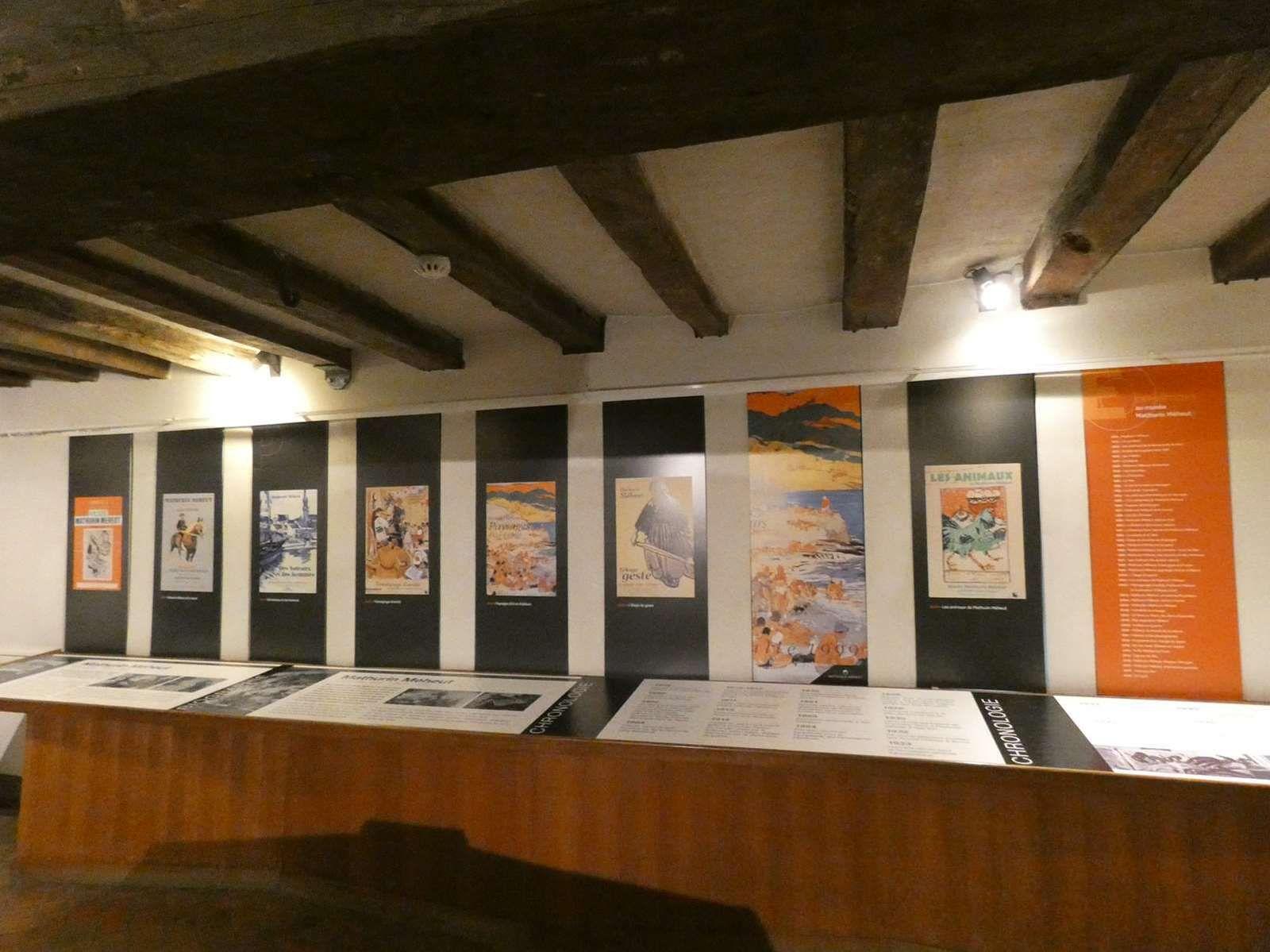 Pour débuter cet alphabet, quelques Affiches pour évoquer quelques expositions des années passées...