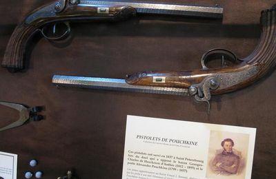 Les Pistolets de Pouchkine (Un homme idéal de Yann Gozlan)