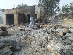 Boko Haram bombing and the Nigerian army