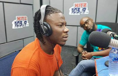 stonebwoy...my comment was for deep thinkers.