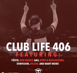 Tiësto club life 406 - january 10, 2015