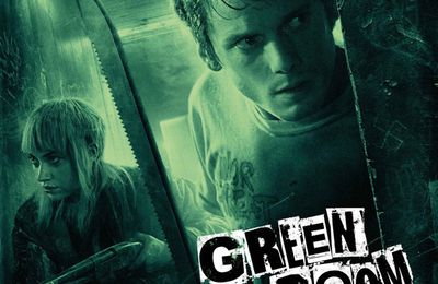 GREEN ROOM , Vert Sang
