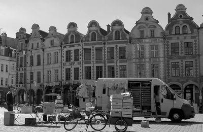Arras, Fin du Marché