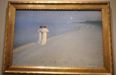 Expo Kroyer musée Marmottan-Monet 06/21
