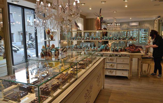 Cours de pâtisserie au Chardon Bleu dans la Loire!