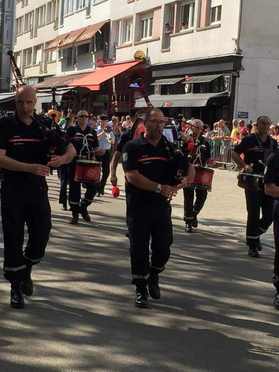 Lorient célèbre la Fête nationale
